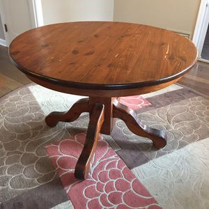 """46"""" Vintage Pine Kitchen Table for Sale in Portland, OR"""