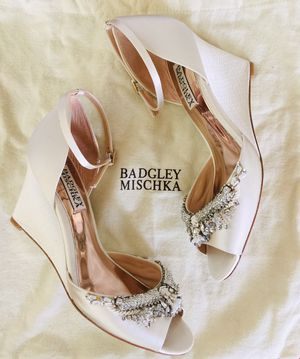 Badgley Mischka Bridal Shoes for Sale in Monroe, WA