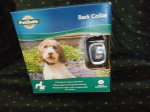 Pet Safe Bark Collar for Sale in Findlay, OH