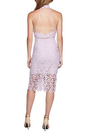 Bardot Gemma Halter Lace Sheath Dress small for Sale in Kirkland, WA