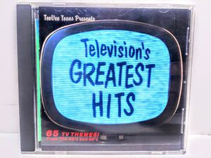 Television's Greatest Hits CD for Sale in Garland, TX