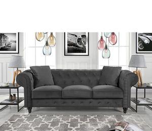 Brand New Velvet Sofa for Sale in Dallas, TX