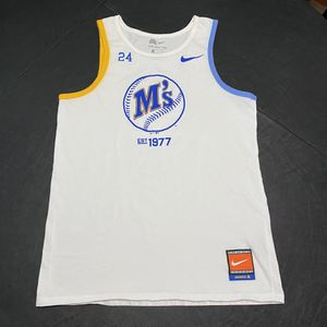 Nike Men's MLB Seattle Mariners Tank Top Shirt for Sale in Tacoma, WA