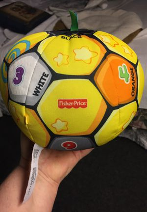 Fischer Price learning ball for Sale in Neenah, WI