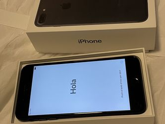 iPhone 7 Plus 128gb Unlocked for Sale in Woodburn,  OR