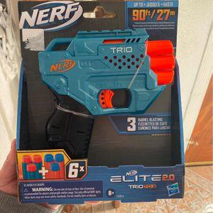 Nerf Trio Gun for Sale in Gilroy, CA