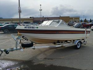 81 yar craft boat for Sale in Stevensville, MT
