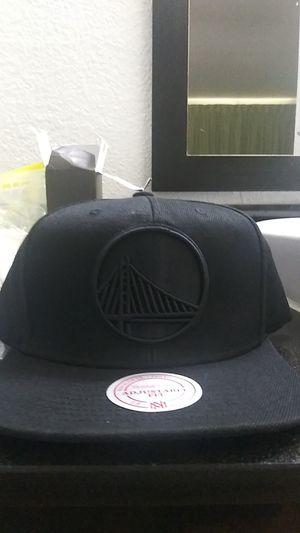brand new Golden State Warriors hat. for Sale in San Bernardino, CA