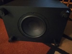 KLH 10inch powered subwoofer for Sale in Avondale, AZ