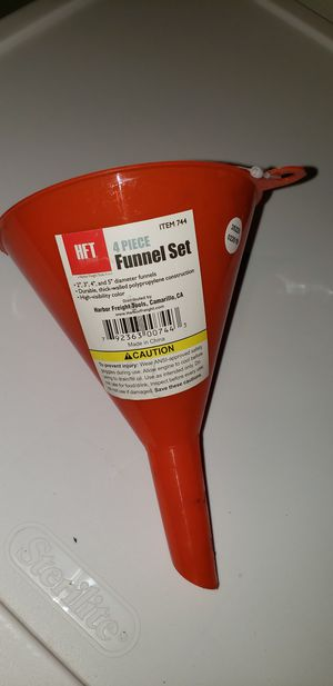Funnels for Sale in Mill Creek, WA