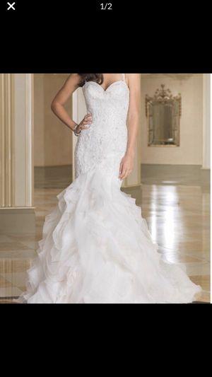 Justin Alexander Wedding Dress for Sale in HOFFMAN EST, IL