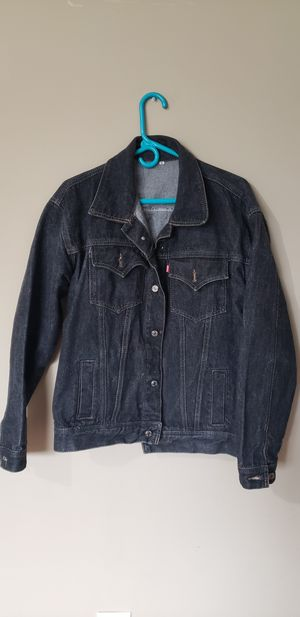 Levi Jean Jacket Large for Sale in Springfield, VA