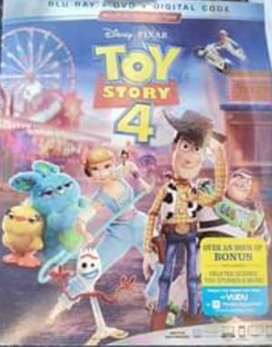Toy story 4 for Sale in Aniwa, WI