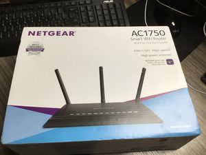 Netgear AC1750 Smart Wifi Router for Sale in Arcadia, CA