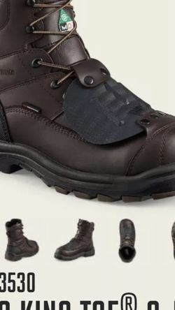 Steel Toe Industrial Work Boots for Sale in Southgate,  MI
