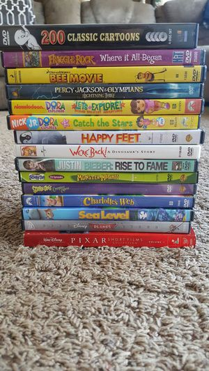Kids DVD for Sale in Fountain, CO