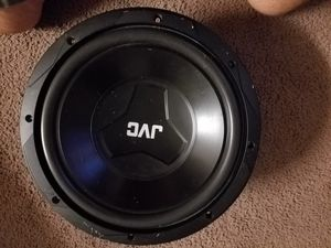 """Subwoofer JVC 12"""" for Sale in CORP CHRISTI, TX"""