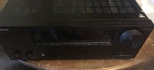 Onkyo TX-NR555 Receiver, 7.1, Dolby Atmos for Sale in Lorain, OH