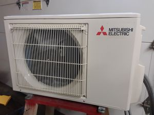 Mitsubishi ductless heat pump condenser for Sale in Federal Way, WA