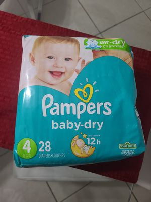 Pampers for Sale in Miami Gardens, FL