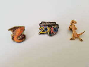 Disney pins for Sale in Lockport, IL