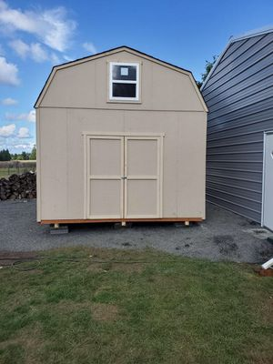 12x16 barn style shed for Sale in Lakewood, WA