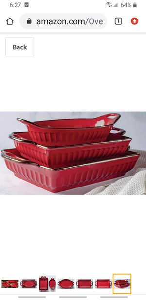BRAND NEW MEMBERS MARK OVEN TO TABLE BAKEWARE for Sale in Chino Hills, CA