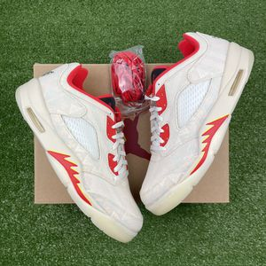 Air Jordan 5 Low Retro Chinese New Year 2021 for Sale in Orlando, FL