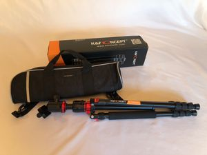 K&F Concept DSLR tripod for Sale in Woolwich Township, NJ