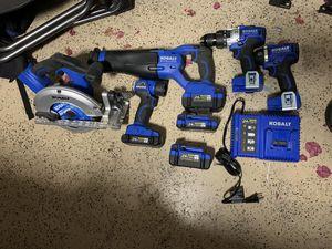 Kobalt 24v brushless tools for Sale in Phoenix, AZ