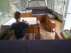 1995 Coleman Fleetwood pop up camper for Sale in Tigard, OR