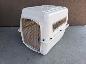 Large dog kennel in good condition $49 for Sale in Boise, ID