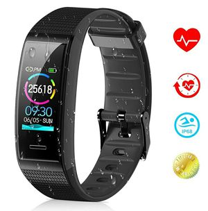 Fitness Tracker with Smart Band - Waterproof for Sale in Columbus, OH