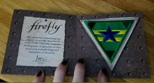 Loot Crate Firefly patch for Sale in Ben Lomond, CA