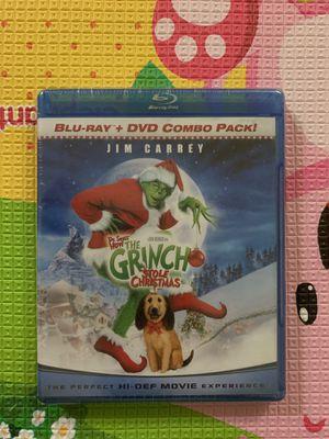Grinch Movie DVD for Sale in Rancho Palos Verdes, CA