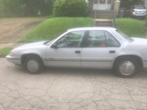 Just need paint no light on 1990 Chevy for Sale in Youngstown, OH