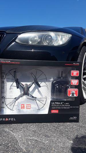 PROPEL ULTRA-X + WiFi HD Drone w/ Live Video Streaming for Sale in Oceanside, CA