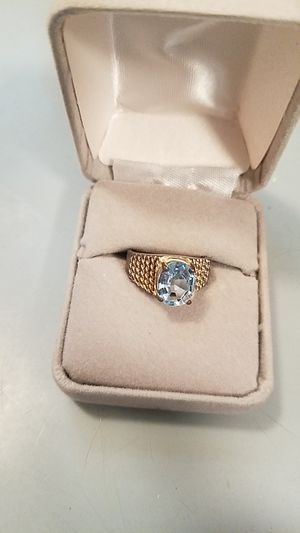 Sterling silver ring size 7 for Sale in Cranberry Township, PA