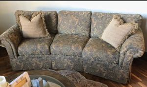 High end curved sofa for Sale in Gilbert, AZ