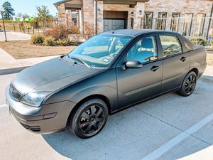 2007 Ford Focus for Sale in Conroe, TX