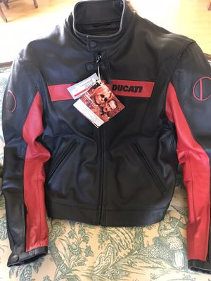 DUCATI OLTRE motorcycle Jacket small for Sale in Half Moon Bay, CA