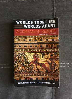 Worlds Together Worlds Apart Vol 1 for Sale in San Diego, CA
