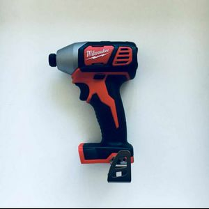 Milwaukee impact driver for Sale in Fullerton, CA