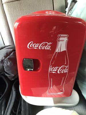 Mini Portable Fridge ***Coca-Cola brand exclusive *** for Sale in Gilbert, SC