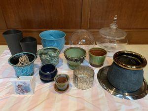 14 Flower pots for Sale in Black Diamond, WA
