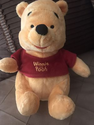Plush Winnie the Pooh for Sale in Scottsdale, AZ