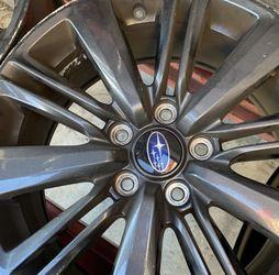 Subaru Impreza Wheels 17 for Sale in Long Beach,  CA