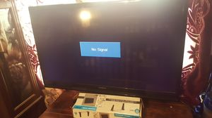 "55"" insignia with wall mount for Sale in Lumberton, TX"