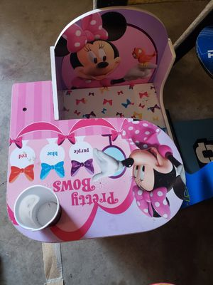 Mini mouse desk for Sale in Garland, TX