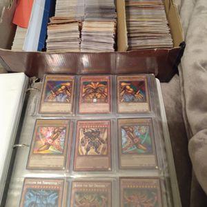 Yugioh Card Lot Bundle for Sale in Mesquite, TX